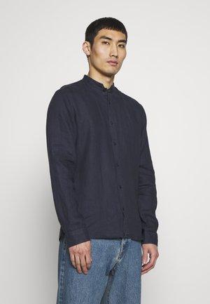 ELVORINI - Shirt - navy