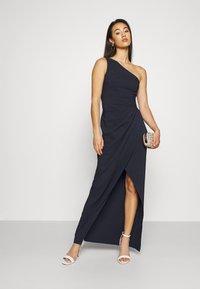 Chi Chi London - DRESS - Suknia balowa - navy - 1
