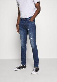 Antony Morato - GILMOUR - Jeans Skinny Fit - blue denim - 0
