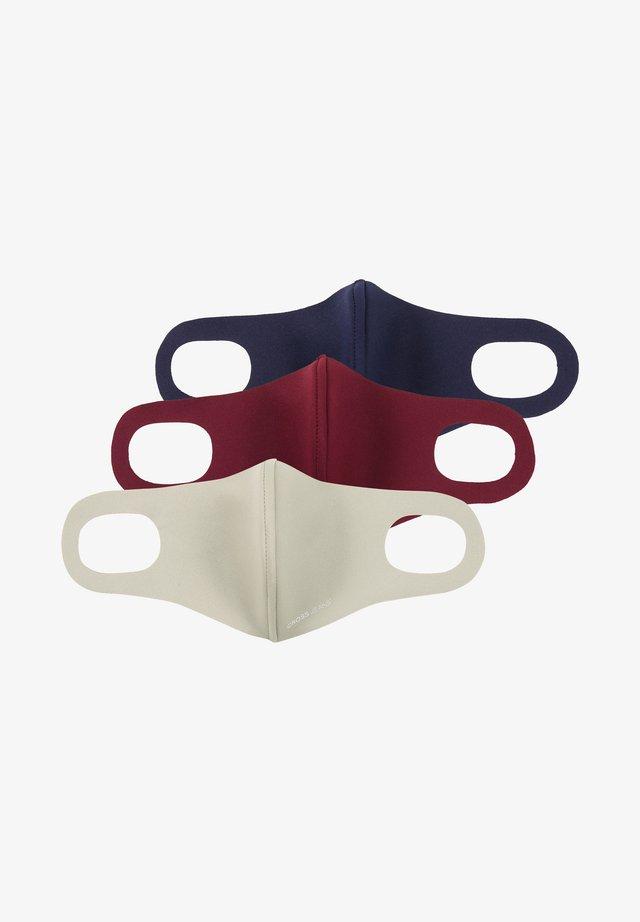 3ER PACK - Community mask - bunt