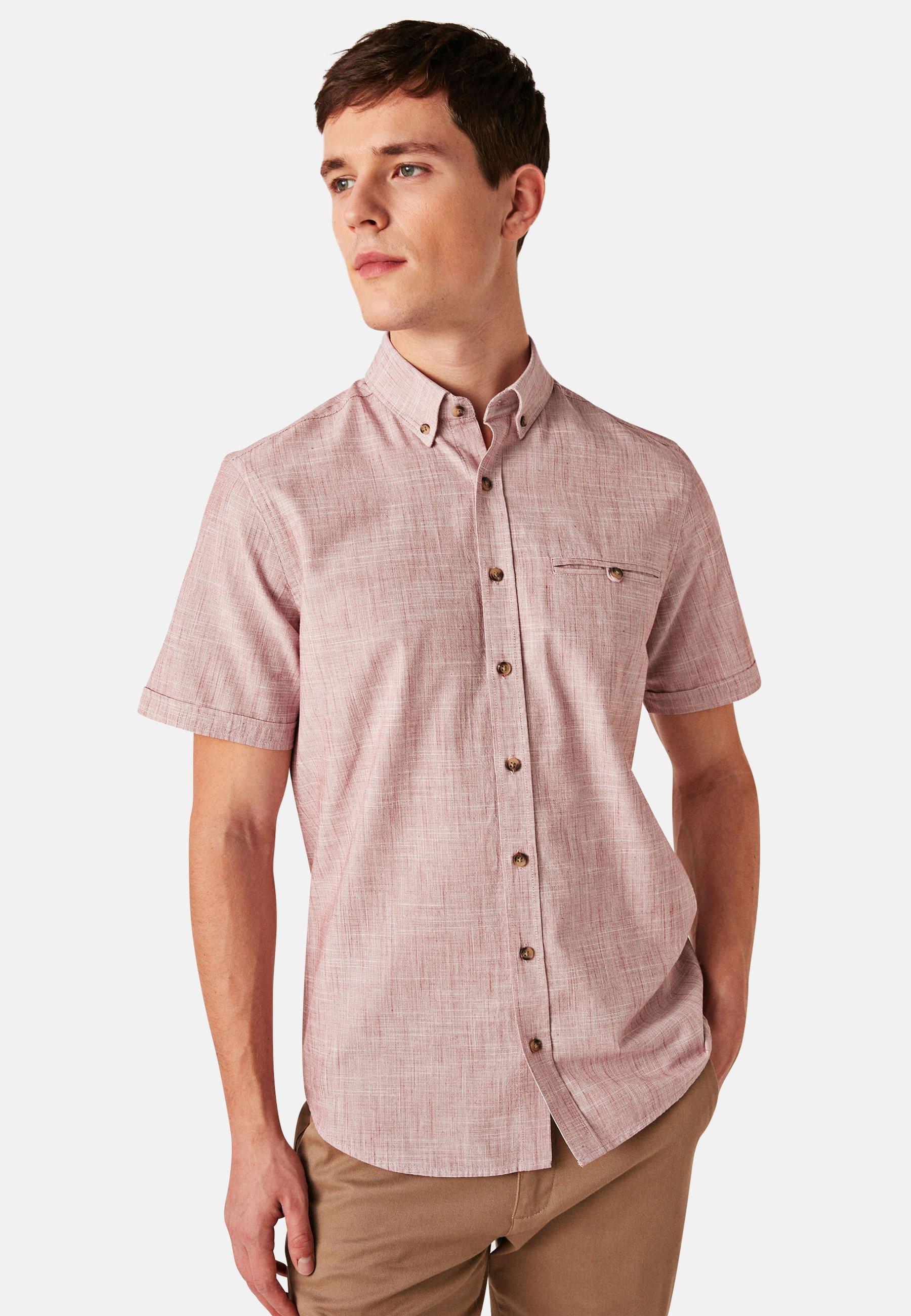 Uomo POPELINE - Camicia
