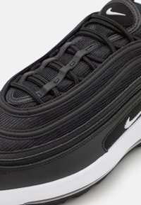 Nike Golf - AIR MAX 97  - Obuwie do golfa - black/white - 5