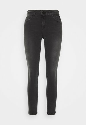 FAABY PANTS - Jeans Skinny Fit - dark grey