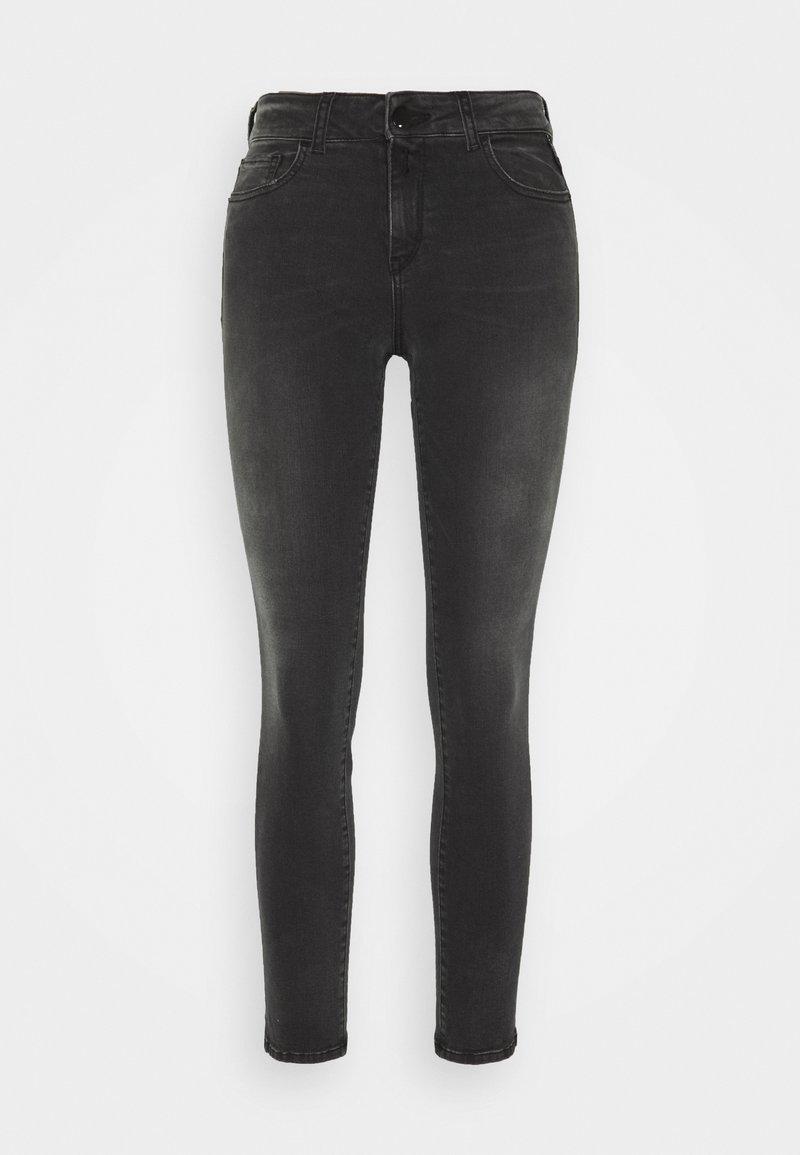 Replay - FAABY PANTS - Jeans Skinny Fit - dark grey
