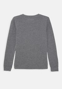 Abercrombie & Fitch - BASIC - Langærmede T-shirts - grey - 1