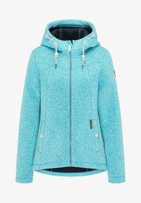 Schmuddelwedda - Winter jacket - türkis melange - 4