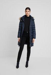 Calvin Klein - ESSENTIAL - Dunfrakker - blue - 1