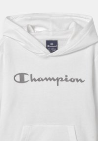 Champion - LEGACY AMERICAN CLASSICS HOODED UNISEX - Sweat à capuche - white