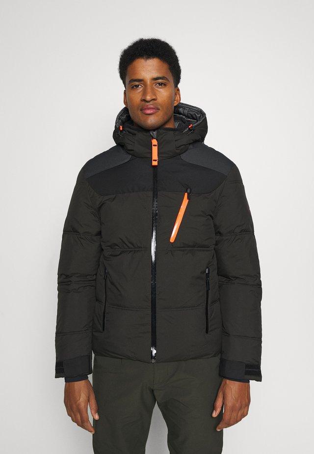 BRISTOL - Ski jacket - dark green