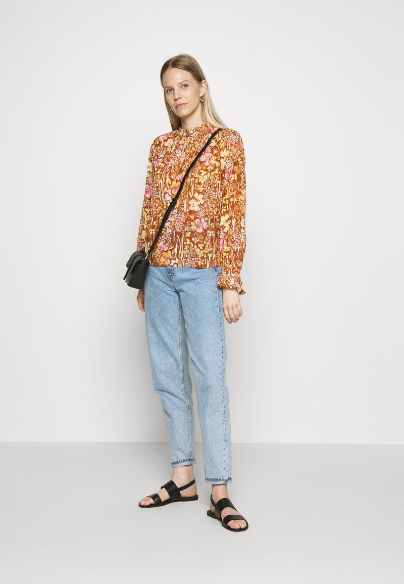 InWear KAYLEE BLOUSE - Bluse - multi-coloured/mehrfarbig P1pNaz