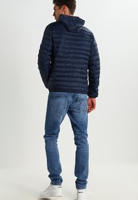 Teddy Smith - BLIGHT - Light jacket - total navy - 3