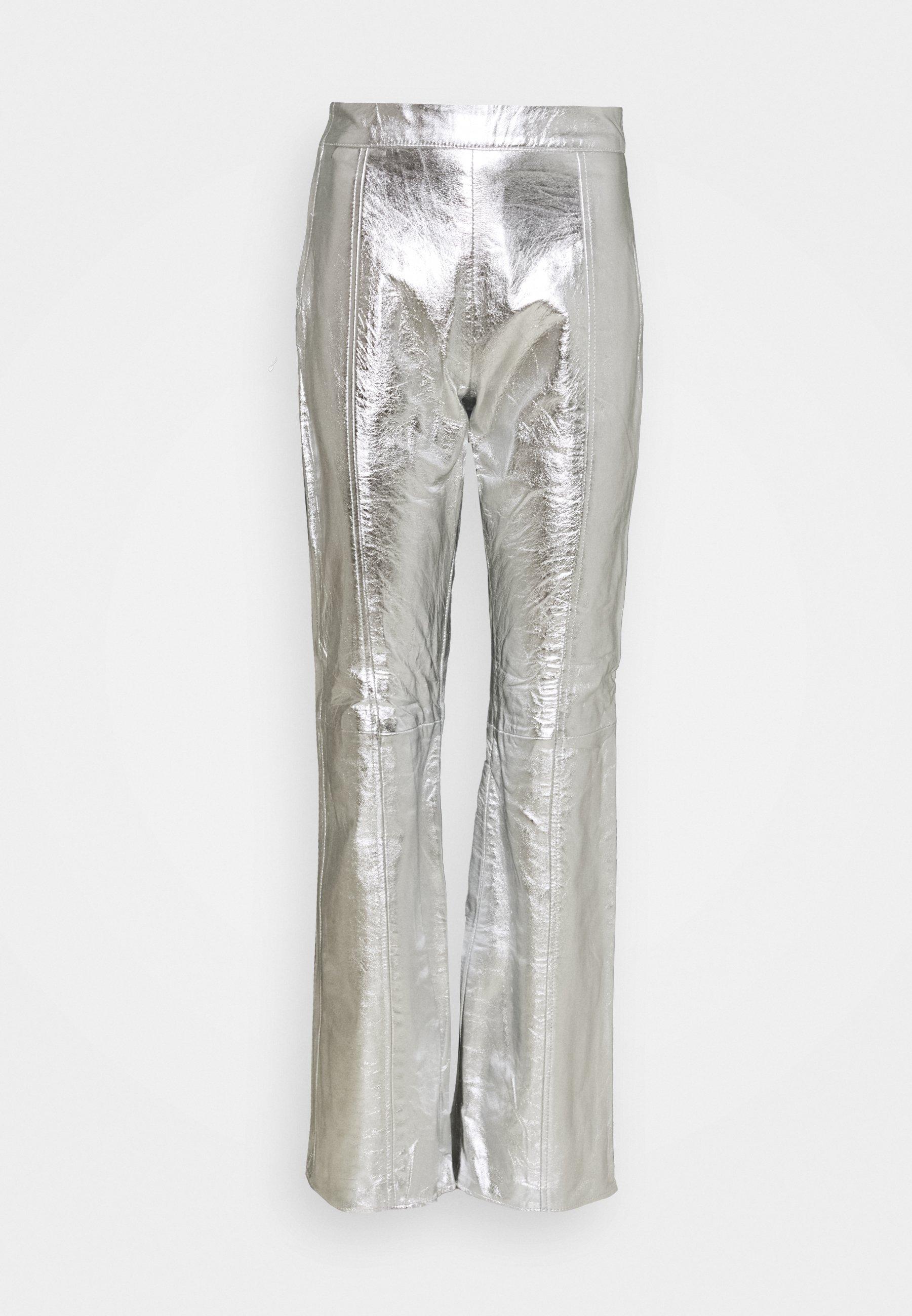 Damen TAILOR PANT - Lederhose