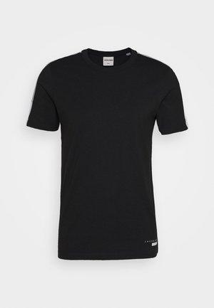 JCOJORDY TEE CREW NECK - T-shirt basique - black