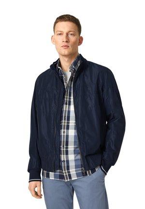Training jacket - navy-blau