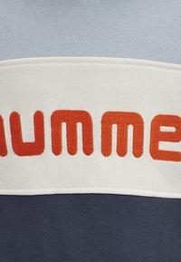 Hummel - MORTEN  - Hoodie - blue fog - 3