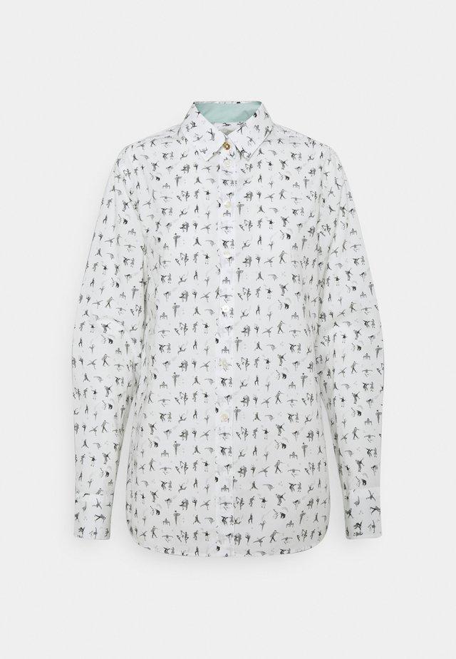 WOMENS SHIRT - Bluzka - white