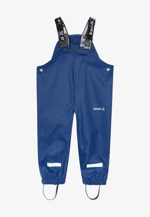 MUDDY UNISEX - Rain trousers - blue