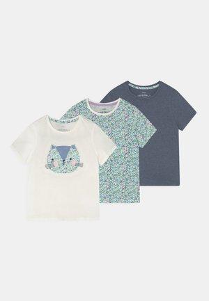 CAT 3 PACK - T-shirt print - multi-coloured