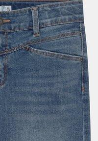 Name it - NKFSALLI  - Mini skirt - medium blue denim - 2