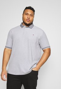 Tommy Hilfiger - COOL OXFORD REGULAR  - Polo - blue - 0