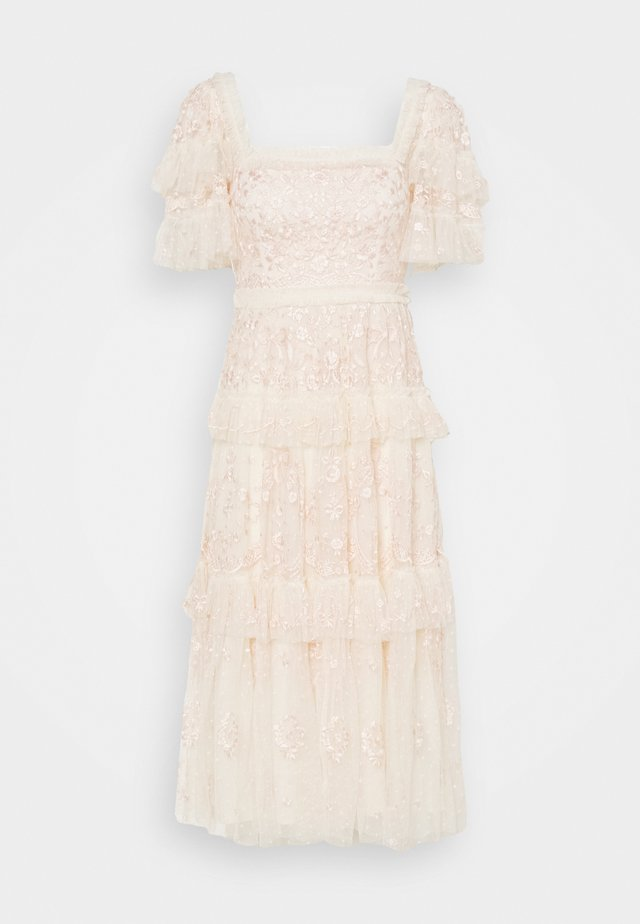 ARWEN MIDAXI DRESS - Cocktail dress / Party dress - champagne/pink