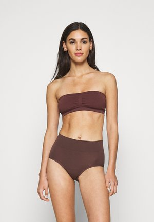 2 PACK - Multiway / Strapless bra - brown