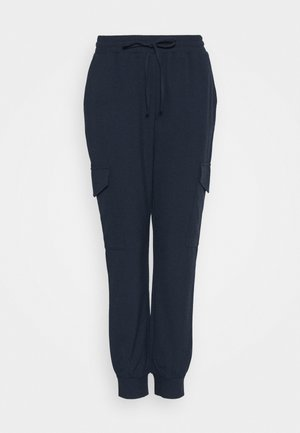 SILINA  - Tracksuit bottoms - midnight marine