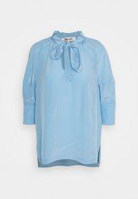 Diane von Furstenberg - LYNN - Pitkähihainen paita - pale blue - 0