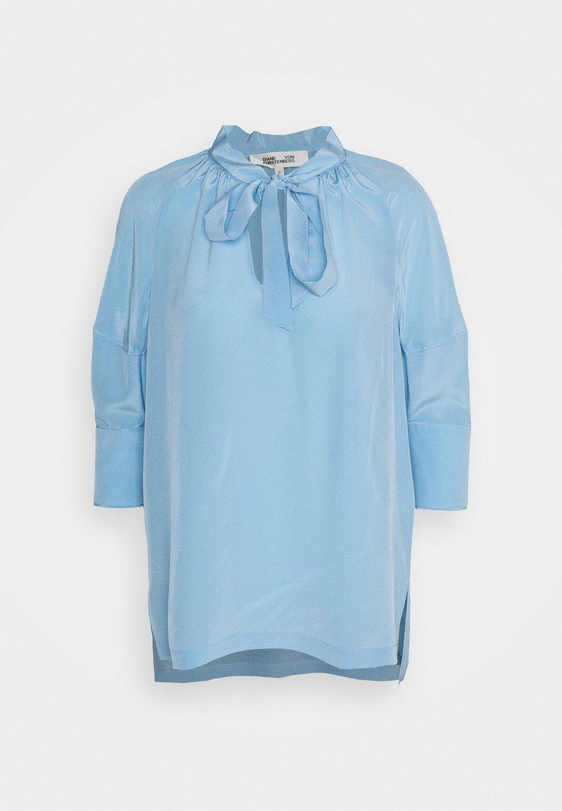 Diane von Furstenberg - LYNN - Pitkähihainen paita - pale blue