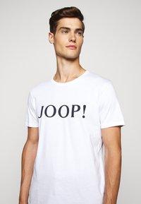 JOOP! - ALERIO - Print T-shirt - white - 4