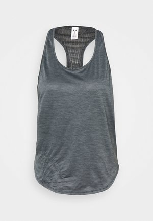 TECH VENT TANK - Funktionsshirt - black