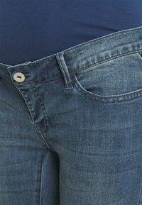 Supermom - SKINNY BLUE - Jeans Skinny Fit - blue denim - 2
