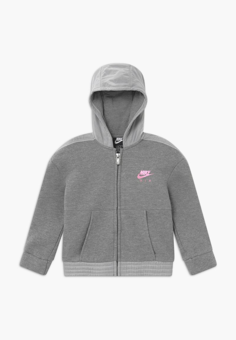 Nike Sportswear - Felpa aperta - carbon heather