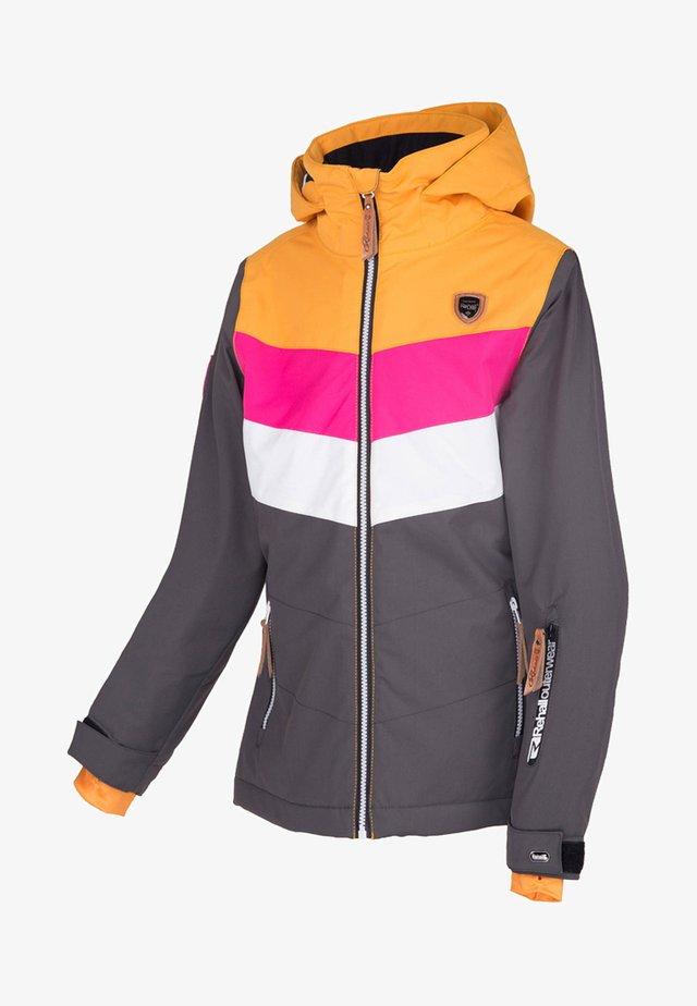 HESTER - Snowboard jacket - medium gray
