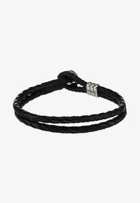 Paul Smith - BRACELET ENAMEL - Armband - black - 3