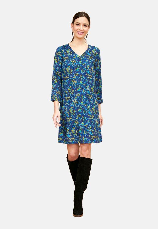 HFRH - Korte jurk - light blue