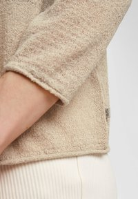 QS by s.Oliver - Cardigan - beige - 5