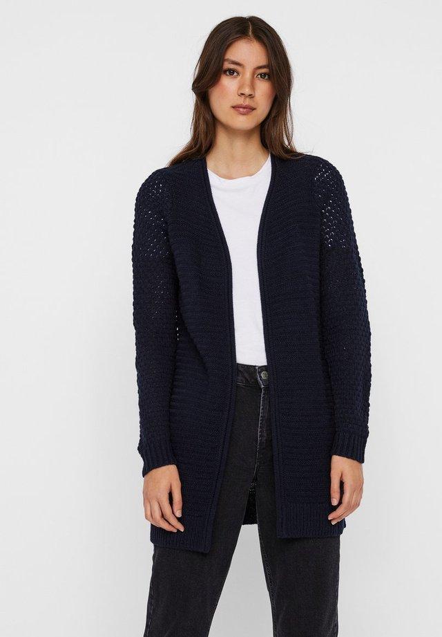 OFFENER - Cardigan - navy blazer