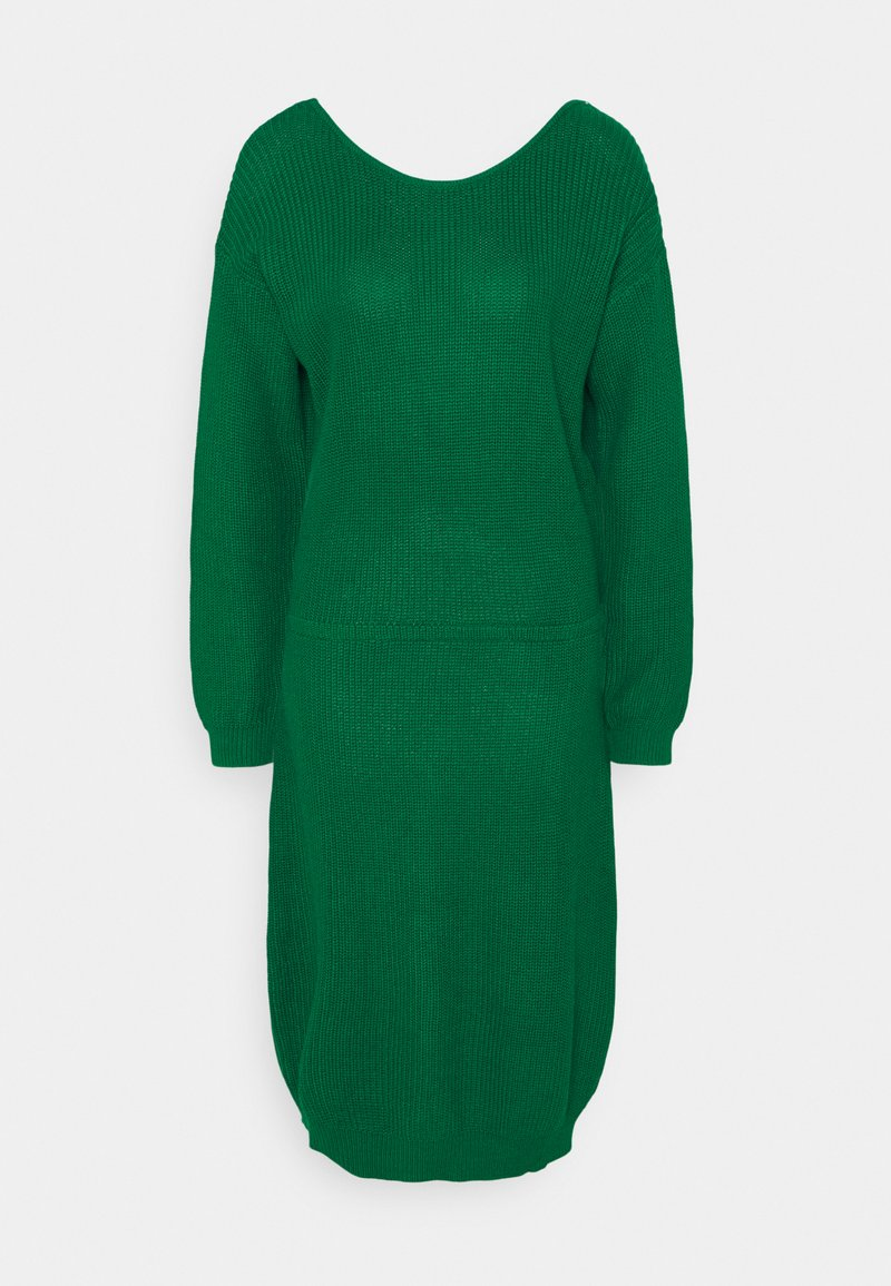 Even&Odd Curvy - Jumper dress - green
