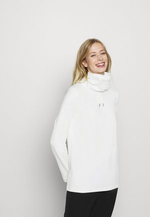 CLIME - Fleecepullover - powder white
