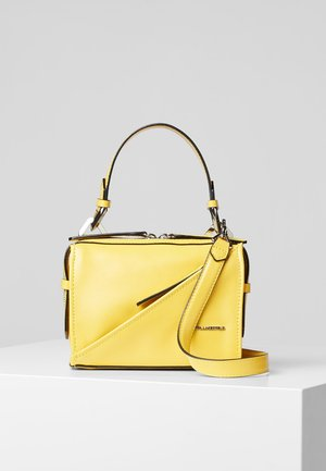 Handtas - sun yellow