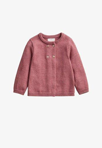 Cardigan - roze