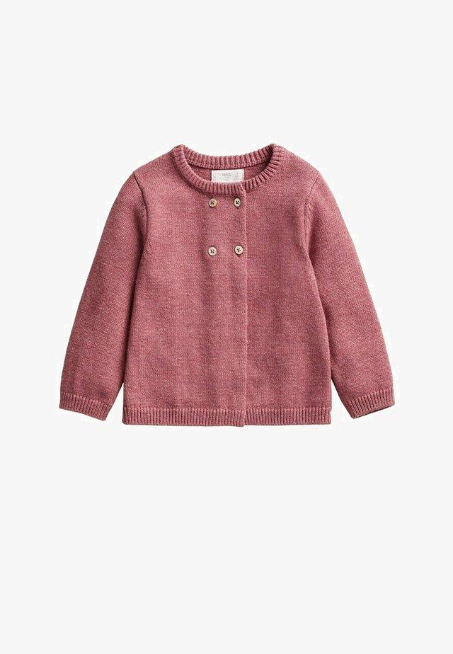 Vest - roze