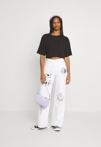 Trendyol - Jeans relaxed fit - white - 1