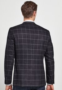 Next - WINDOWPANE - Blazer jacket - dark blue - 1