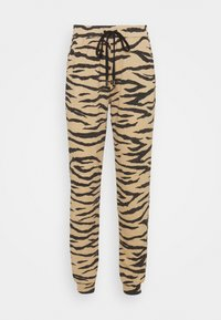 ONLY - ONLANNA PANT - Tracksuit bottoms - pumice stone - 3