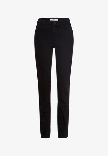 STYLE MARY - Slim fit jeans - clean black black