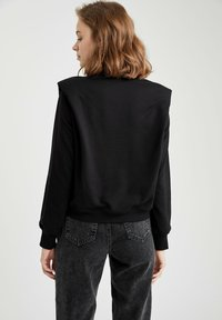 DeFacto - Sweatshirt - black