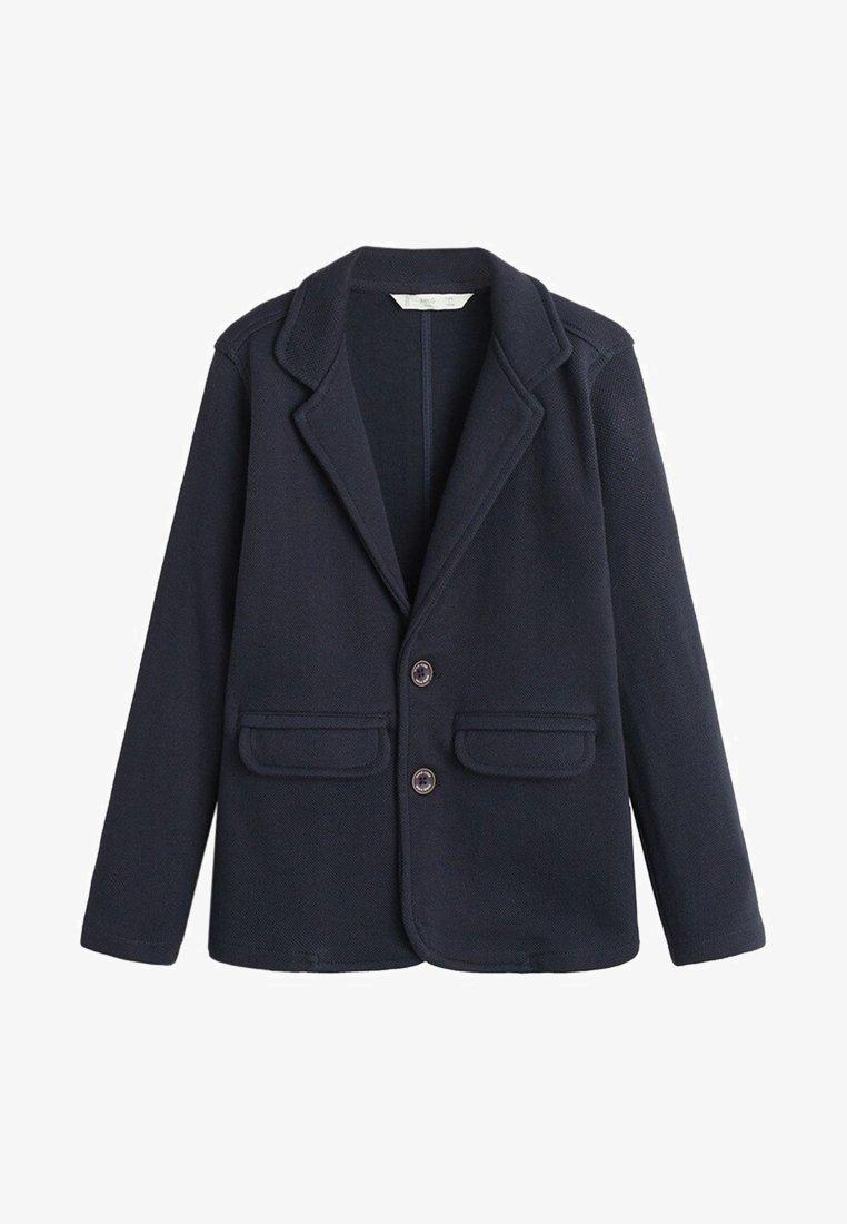 Mango - SACO - blazer - dark navy blue