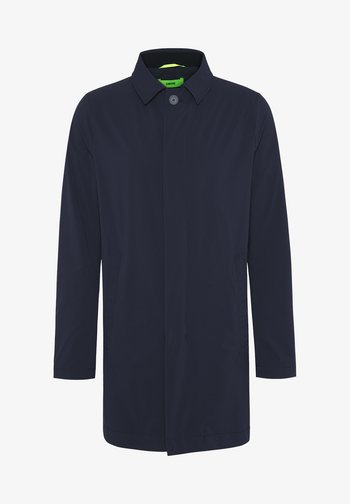 Short coat - dunkelblau